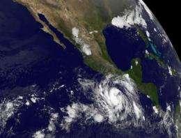 Baja California residents watching for Hurricane Rick