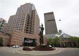 Bausch&Lomb settles 600 eye fungus lawsuits (AP)