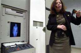 Better airport scanners delayed by privacy fears (AP)
