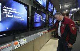 California targets TVs to lower electricity demand (AP)