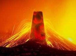 Do Lava Lamps And Actual Lava Share Similar Characteristics
