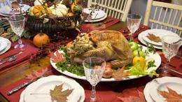 Don't Blame Tryptophan for Thanksgiving Snooze