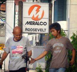 Electricity distributor Meralco plans to use its power lines to deliver broadband Internet access, the company has said
