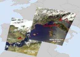 ESA campaign reveals glimpse of future Sentinel-3 imagery