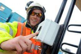 Fingerprint technology beats world's toughest tests ... including 100s of builders' thumbs
