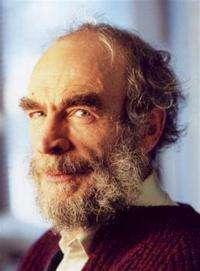 Franco-Russian mathematician Mikhail Leonidovich Gromov