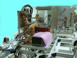 Galileo satellite platform tests under way