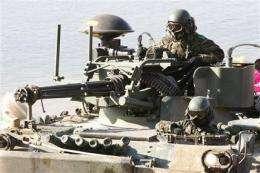Hackers steal SKorean-US military secrets (AP)
