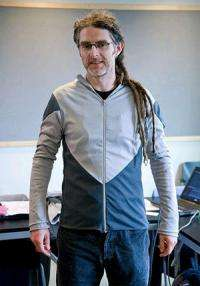 Haptics Jacket