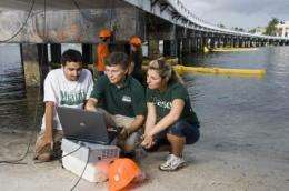 Implementing sustainable technology to monitor the integrity of the nation's bridges