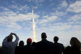 In-orbit inspection scheduled for space shuttle (AP)