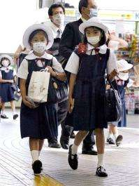 Japan explores using cell phones to stop pandemics (AP)