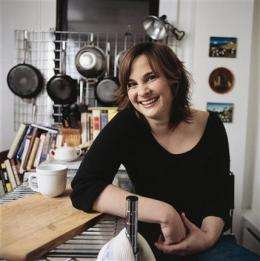 Julie Powell found fame with her blog, can you? (AP)