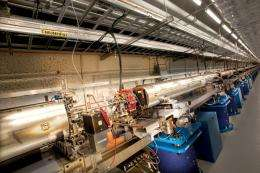 World's First Hard X-ray Laser Achieves 'First Light'