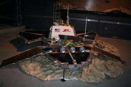 Mars Rover device gets new mission on Earth