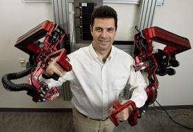 Medical robotics expert explores the human-machine interface