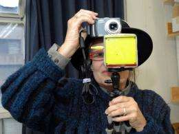 MIT develops camera for the blind