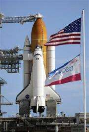 NASA fueling space shuttle for 2nd launch attempt (AP)