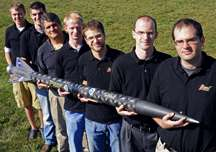 New aluminum-water rocket propellant promising for future space missions