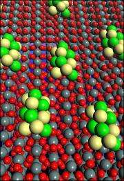 New catalyst paves the path for ethanol-powered fuel cells