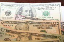 New study: Up to 90 percent of US paper money contains traces of cocaine