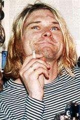 Nirvana members dismayed by 'Guitar Hero 5' (AP)