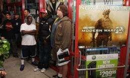 NPD: October video game sales tumble 19 percent (AP)