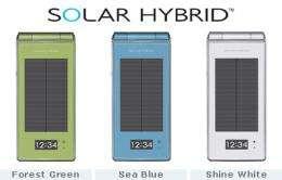 NTT DOCOMO Develops Solar-powered Handset