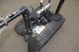 ONR battery technology extends life of bomb disposal robots