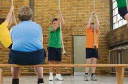 Overweight kids experience more loneliness, anxiety, study finds