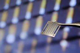 Painless 'microneedle' patch may take the sting out of shots