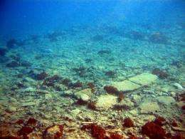 Pavlopetri -- the world's oldest known submerged town