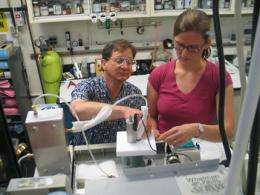 Prototype NIST Method Detects and Measures Elusive Hazards