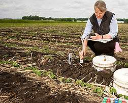 Reducing Agriculture's Climate Change Footprint