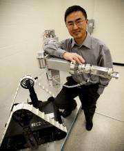 Research in aircraft control systems and robotics helps improve flight safety