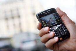 Research In Motion (RIM) on Monday announced it is making Blackberry devices friendlier to game applications