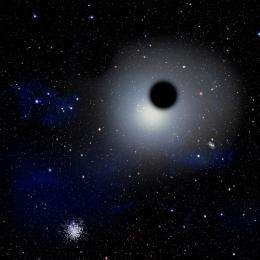 Rogue Black Holes May Roam the Milky Way