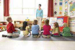 School classroom air may be more polluted with ultrafine particles than outdoor air