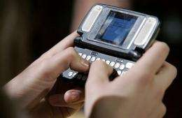 'Sexting' no worse than spin-the-bottle: study