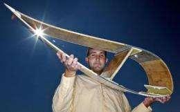 'Smart turbine blades' to improve wind power