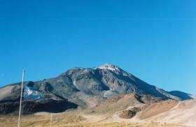 Socompa Volcano