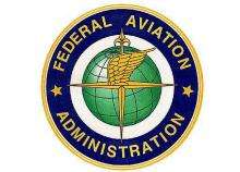 The seal of the Federal Aviation Adminstration