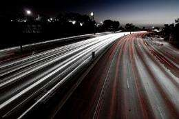 Traffic's true toll: Researchers explore the health effects of vehicle exhaust