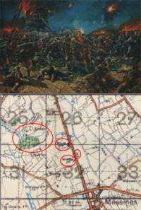 Trench map collection solves 95 year-old mystery