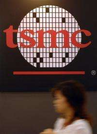 TSMC said China's top chip maker will settle a long-running dispute over theft of trade secrets