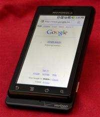 Verizon's iPhone challenger goes on sale Nov. 6 (AP)