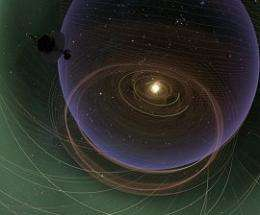 Voyager makes an interstellar discovery