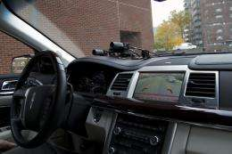 Technological advancements reduce stress on driver, research shows