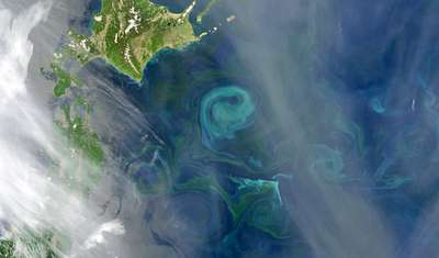After Japan nuclear power plant disaster: How much radioactivity in the oceans?
