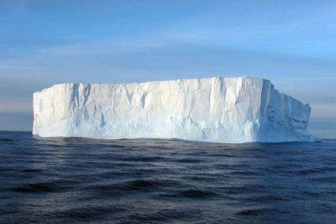 Antarctic icebergs play a previously unknown role in global carbon cycle, climate
